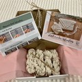 DIY Small Macrame Clutch Kit - Make your own small clutch