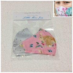 Snug Fit Masks (2 pce pack)