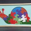 Snail Tray Puzzle