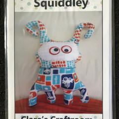 Squiddley | Soft Toy Pattern