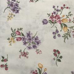 Amelia by Yuko Hasegawa for RJR Fabrics | Cream Floral