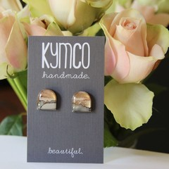 The Dusk Collection earrings -  Studs