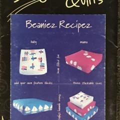 Beaniez Recipez | Cushion/Pillow Pattern