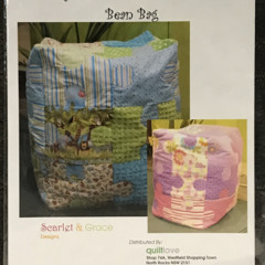 Chenille Puzzle - Cushion/Pillow Pattern
