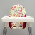 Watercolour Berries IKEA High Chair Cushion Cover