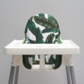 Banana Leaf IKEA High Chair Cushion Cover
