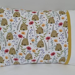 Bee Pillowcase