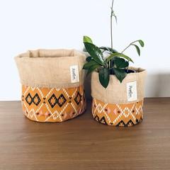 Planter Sacks  (Medium) orange