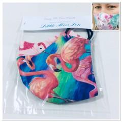 Snug Fit Masks (2 pce pack) Ladies Lge