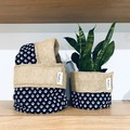 Planter Sacks (medium)paws