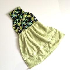 Wattle flower  Designer Hand Towel