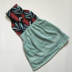 Australian Native Floral Designer Hand Towel