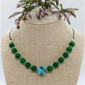 Emerald Jade Necklace