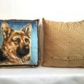 German Shepherd Dogs Cushion Cover