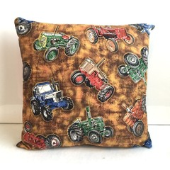 Tractors Cushion Cover
