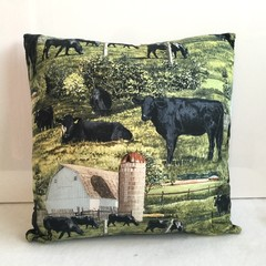 Angus Beef  Cushion Cover
