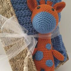 Giraffe Basket