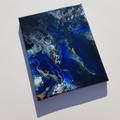 """Lapis Lazuli"" - 20.3 x 25.4cm (8x10"") Wall Art"