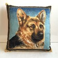 German Shepherd Dogs Cushion Cover