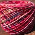 Hand Dyed 4ply Fine Australian Merino Nylon Sock Yarn - Bollywood