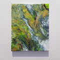 """""""Green Celcite"""" - 20.3 x 25.4cm (8x10"""") Wall Art"""