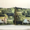 Angus Beef cow Cushion Cover