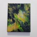 """Kryptonite"" - 20.3 x 25.4cm (8x10"") Wall Art"