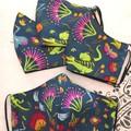 Reusable Fabric Face Mask - Kakadu K