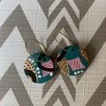 Contemporary Jade Earrings