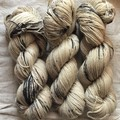 4ply handdyed Australian merino/nylon sock  390m 100g (driftwood)