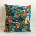 Parrots Cushion Cover