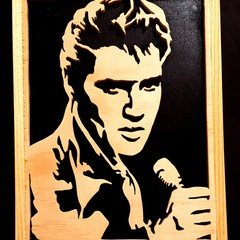 Elvis Presley Wall Art