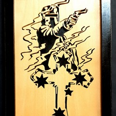 Ned Kelly Wall Art