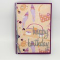 Birthday Card - Ladies Fashion Items