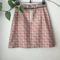 Festive Retro A-Line Skirt - size 12-14