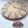 Toys of Wood - Educational wooden Clock