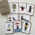 Gift Boxed Card Set