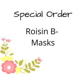 Special Order- Roisin B