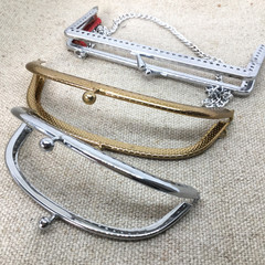 Vintage style purse clasps (3)