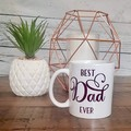 COFFEE MUG | BEST DAD EVER | BEST GRANDPA EVER