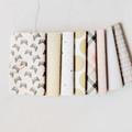 Pastel Mini Books {2} Mini Gray  Grids   Mini Books   Mini Purse Notebook