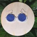 Oval Dotti Earrings