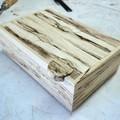 Valet | Jewelery | Keepsake | Wood Box in Norfolk Island Hibiscus.