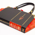 Agatha Christie handbag - Crime Collection - Bag made from a book