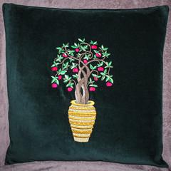 Green Cherry Tree