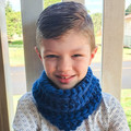 'NO PURL' MINI SNOOD - Child