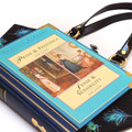 Pride & Prejudice - Sense & Sensibility Novel Bag - Bag made from a book