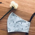 CLOTH FACE MASK, 100% cotton, proceeds donated, $8.00