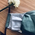 MEN'S CLOTH FACE MASK, 100% cotton, proceeds donated, $8.00