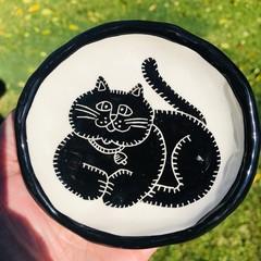 Cat plate 🐈